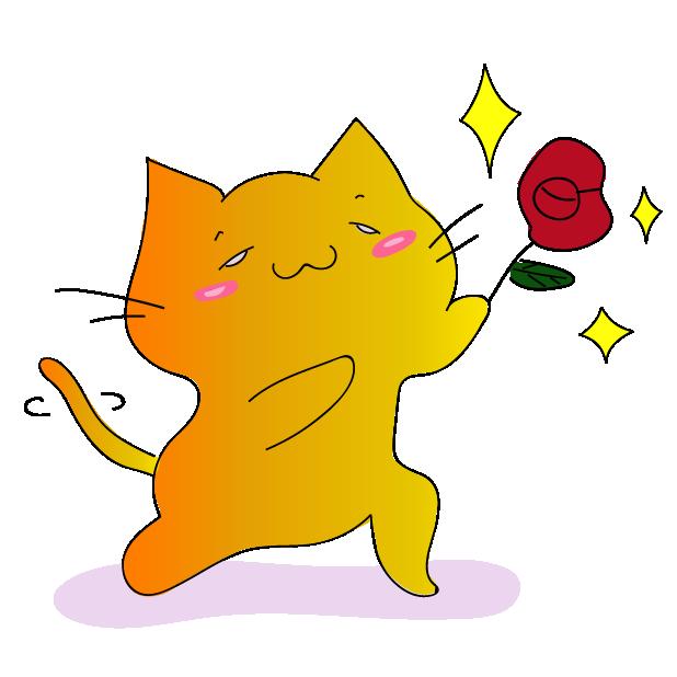 Funny Cat Emoji Stickers messages sticker-1