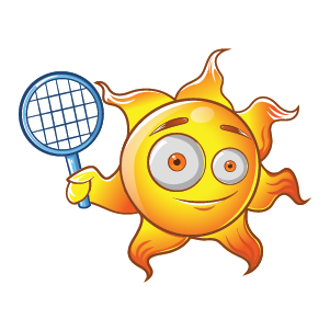 Summer Stickers (Wafer) messages sticker-1