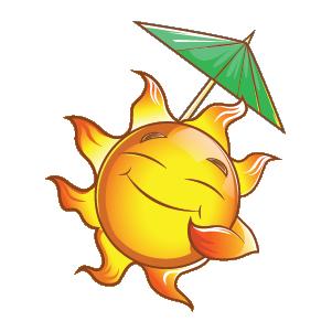 Summer Stickers (Wafer) messages sticker-9