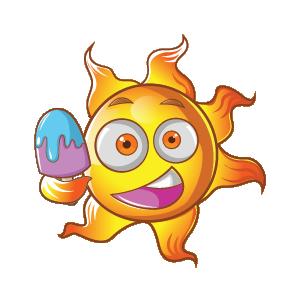 Summer Stickers (Wafer) messages sticker-5