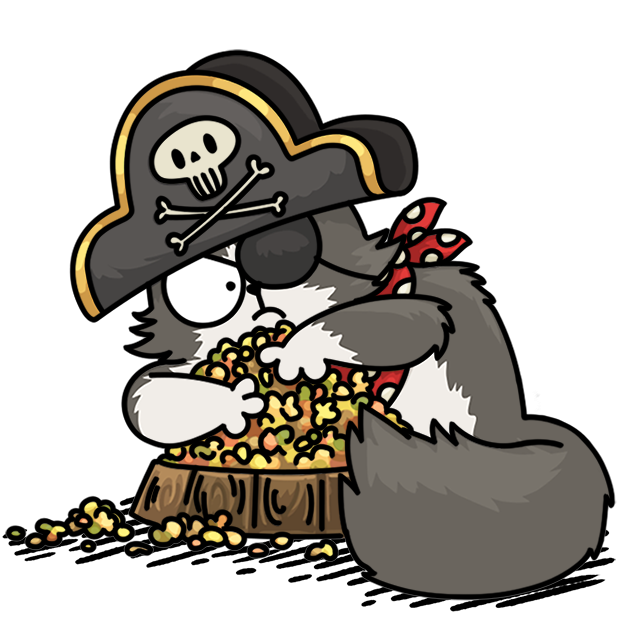 Simon's Cat Dash messages sticker-11