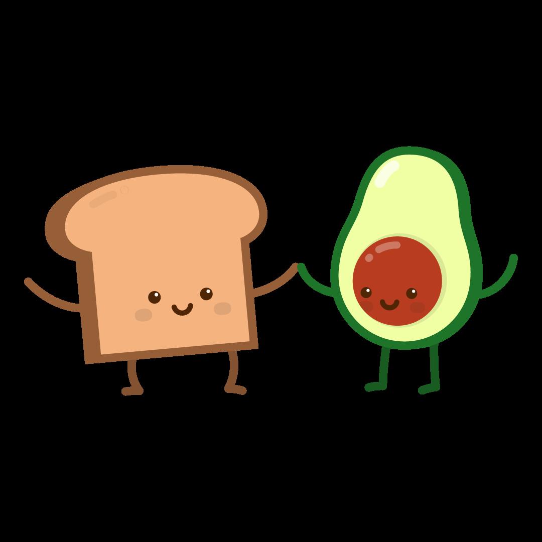 Avocado Life messages sticker-5