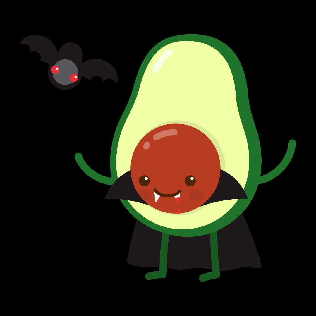 Avocado Life messages sticker-7
