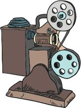 Vintage Cinema - Retro Movie Collection messages sticker-6