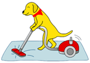 Dog Assistant - Stickers! messages sticker-0