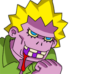Funny Zombie! messages sticker-7