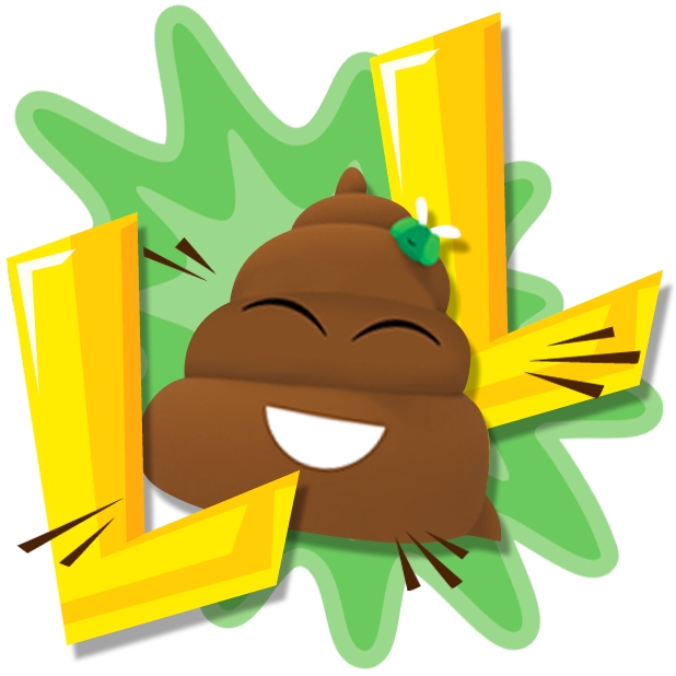 Poo-nicornicopia Stickers messages sticker-10