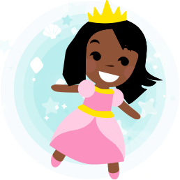 Princess Parachute messages sticker-8