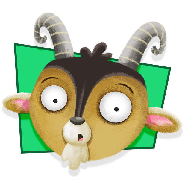 StoryTime: Billy Goats Gruff messages sticker-1