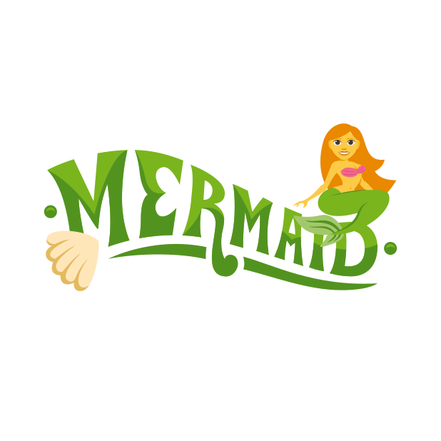 Mermaid Life: Stickers by EmojiOne messages sticker-0