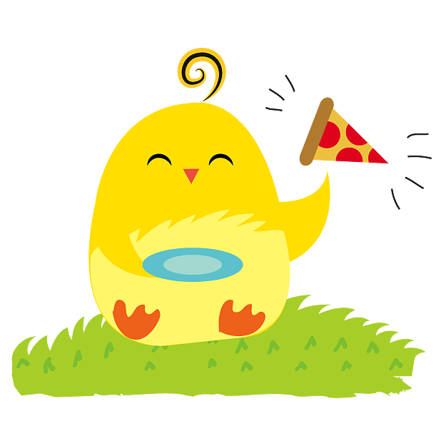 Cute Ming Cheep Stickers messages sticker-11