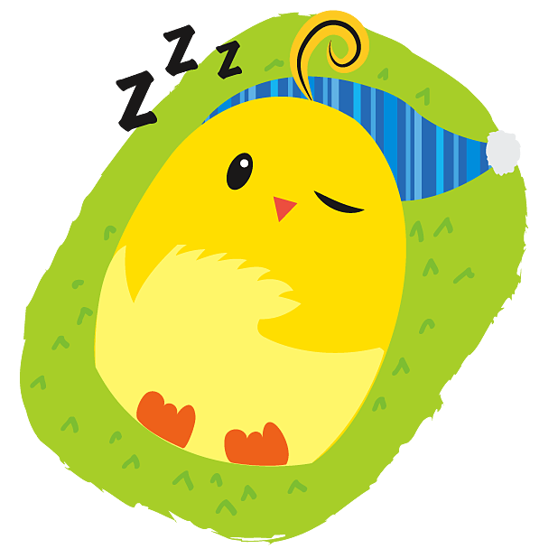 Cute Ming Cheep Stickers messages sticker-1