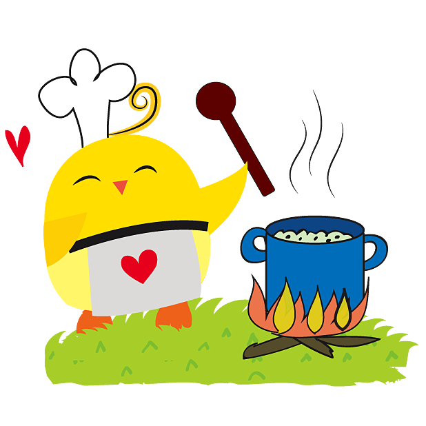 Cute Ming Cheep Stickers messages sticker-7