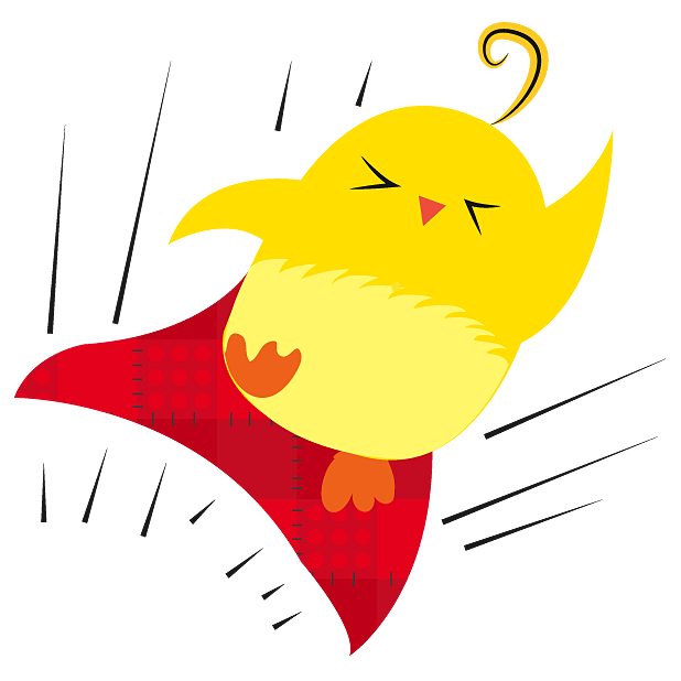 Cute Ming Cheep Stickers messages sticker-6