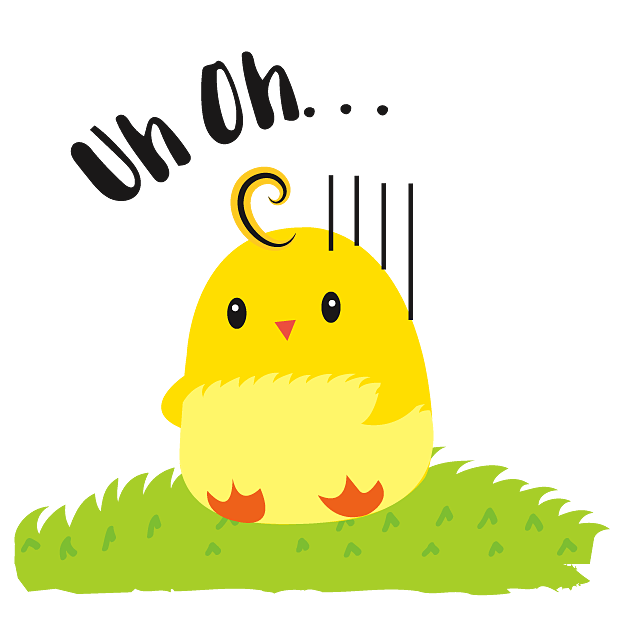 Cute Ming Cheep Stickers messages sticker-5