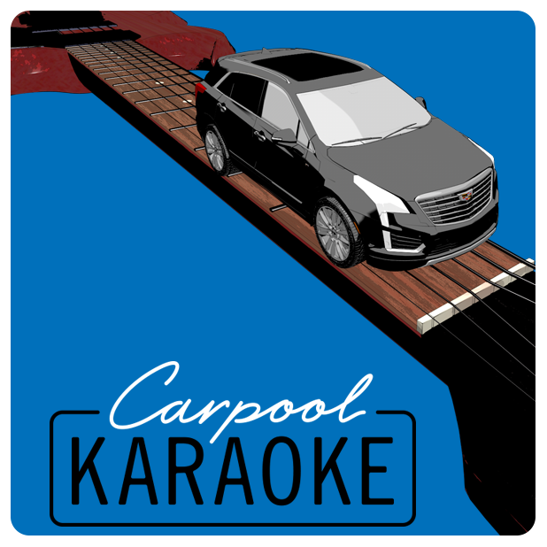 Carpool Karaoke Stickers messages sticker-10