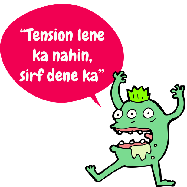 Bollywood Dialogues messages sticker-1