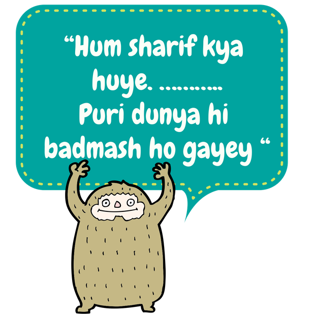 Bollywood Dialogues messages sticker-11
