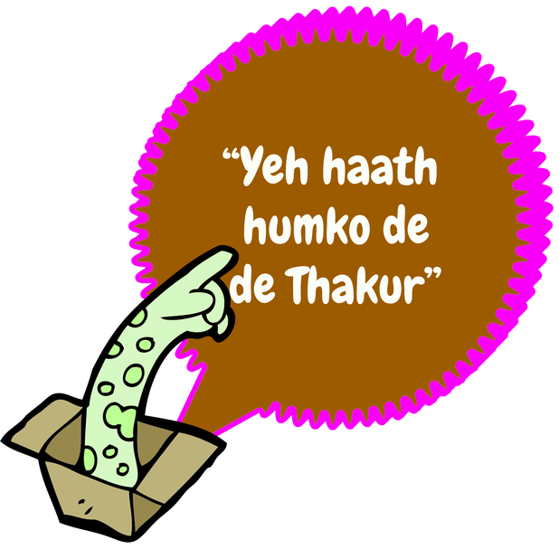 Bollywood Dialogues messages sticker-4