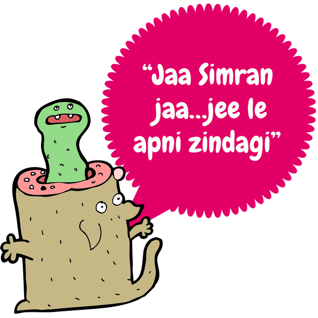 Bollywood Dialogues messages sticker-9