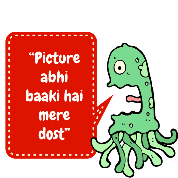 Bollywood Dialogues messages sticker-2
