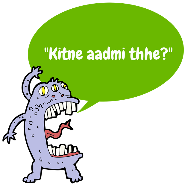 Bollywood Dialogues messages sticker-5