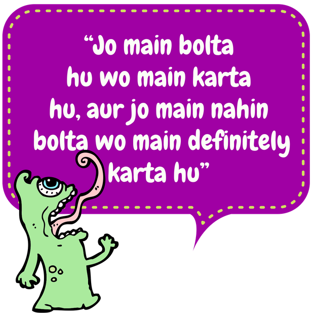 Bollywood Dialogues messages sticker-3