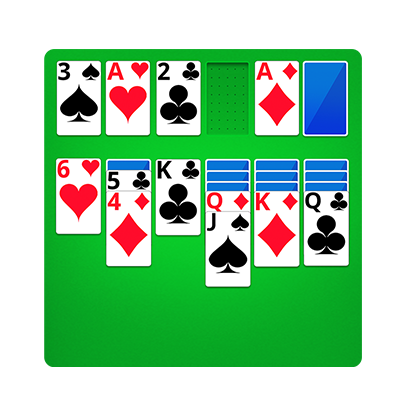 Standard Solitaire - Card Game messages sticker-2