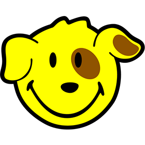 Smiley Dogs messages sticker-0