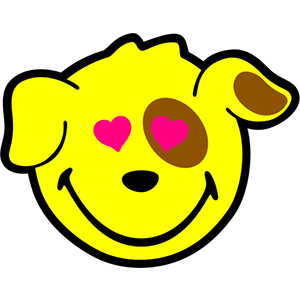 Smiley Dogs messages sticker-9
