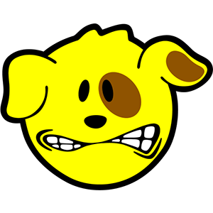 Smiley Dogs messages sticker-8