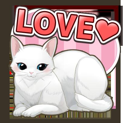 Cat Island~match 3 games~ messages sticker-3