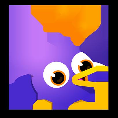 Birdy Trip messages sticker-1