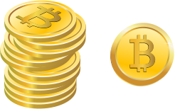 Bitcoin Currency Stickers messages sticker-5