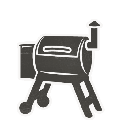 Traeger Grills Stickers messages sticker-2