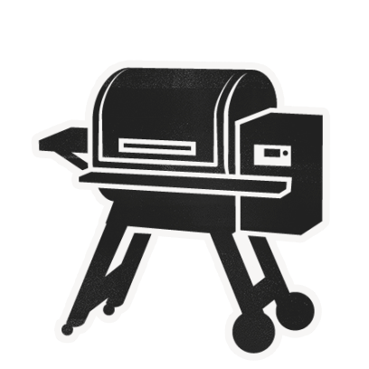 Traeger Grills Stickers messages sticker-1