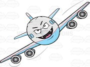 Airplane Exploji Stickers messages sticker-5
