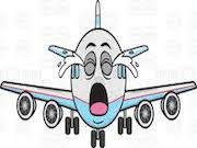 Airplane Exploji Stickers messages sticker-3