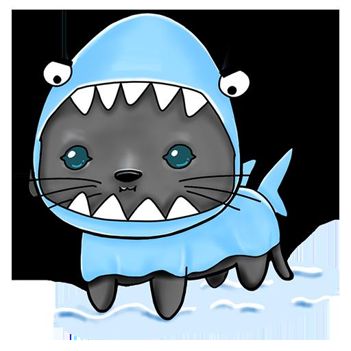 Nekojima - Collect Cute Cats messages sticker-6