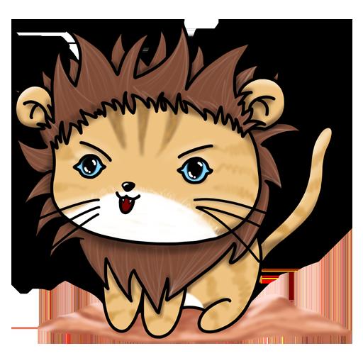 Nekojima - Collect Cute Cats messages sticker-8