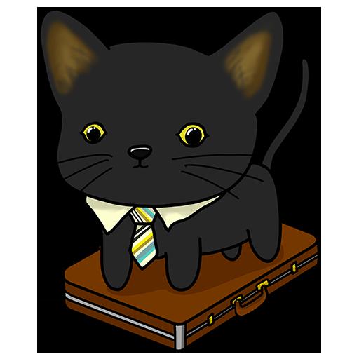 Nekojima - Collect Cute Cats messages sticker-7