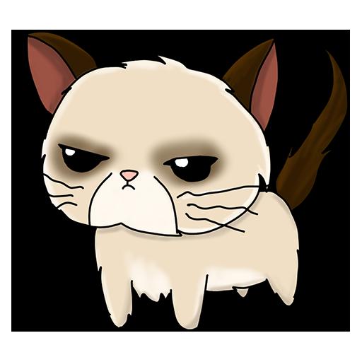 Nekojima - Collect Cute Cats messages sticker-0