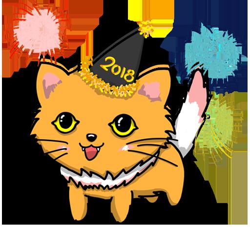 Nekojima: Cat Island Clicker messages sticker-11
