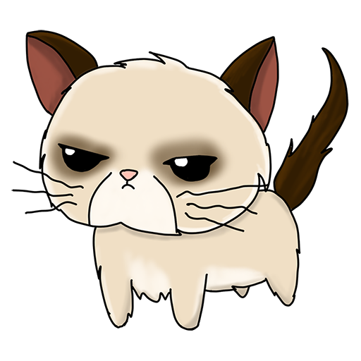 Nekojima: Cat Island Clicker messages sticker-0