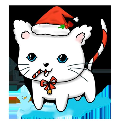 Nekojima: Cat Island Clicker messages sticker-10