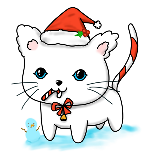 Nekojima: Idle Cat Collector messages sticker-10