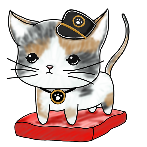 Nekojima: Idle Cat Collector messages sticker-2