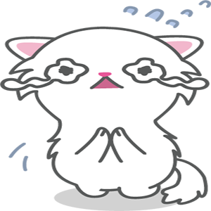 Kitty Emotions messages sticker-6