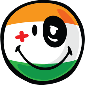 Indian Smiley Stickers messages sticker-6