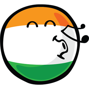 Indian Smiley Stickers messages sticker-4